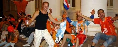 Argentinien - Niederlande (Viertelfinalist - Achtelfinalist) - Bild: Eigene Herstellung