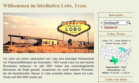 Lobo, Texas