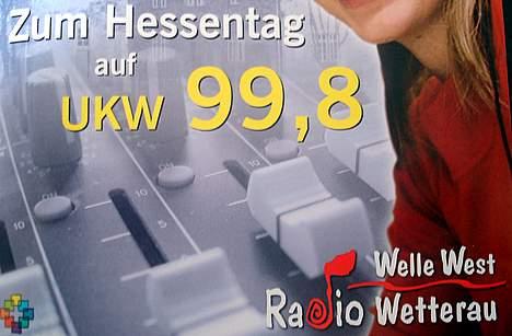 Radio zum Hessentag