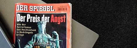 Spiegel lag rum; Foto Endl 2007