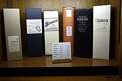Erlesene Whiskys - Bild © Endl 2007
