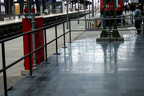 Frankfurt Hauptbahnhof © Endl 2009