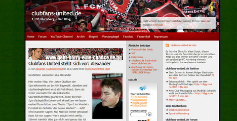 Clubfans United - Alexander Endl