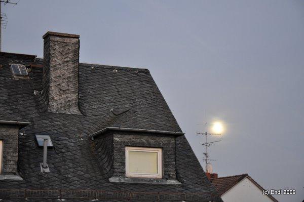 Der Mond - Bild: Alexander Endl